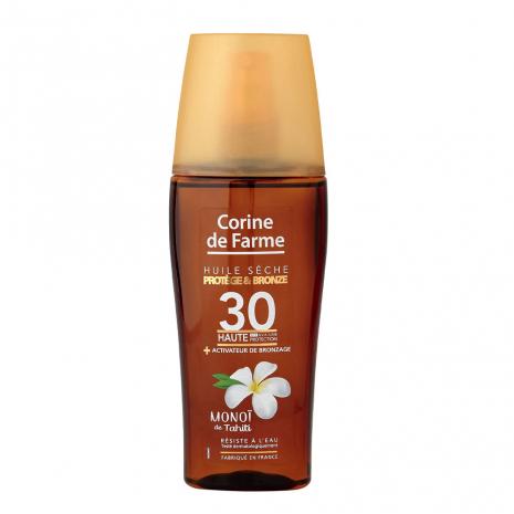 Aceite Seco Protege & Broncea SPF30