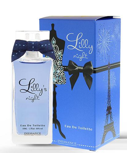 Eau de Toilette Lilly Night 50ml