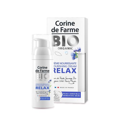 Crema Nutritiva Relax Bio