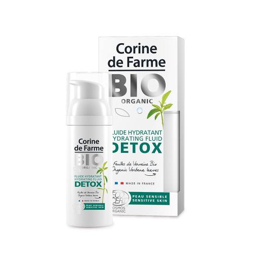 Fluido Hidratante Detox Bio