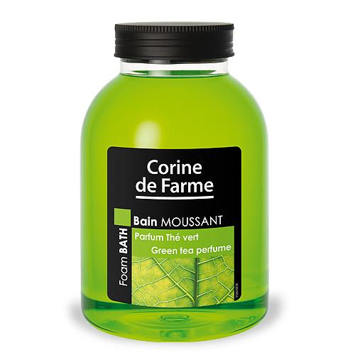 Gel de baño espumoso Té Verde