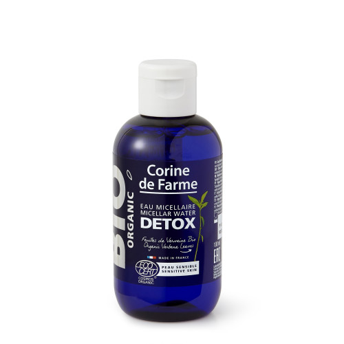 Agua Micelar Detox Bio